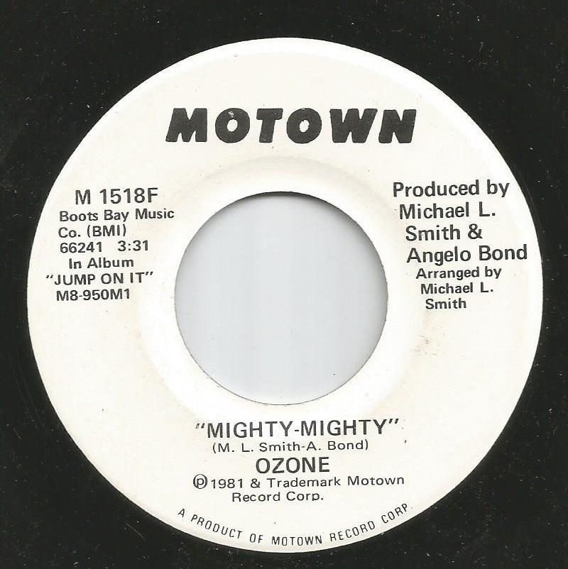 Ozone - Mighty Mighty / Same