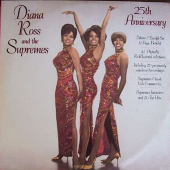 Diana Ross & Supremes - 25th Anniversary